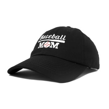 DALIX Baseball Mom Women's Ball Cap Dad Hat for Women
