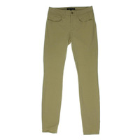Theory Womens Billy AW Flat Front Stretch Skinny Pants