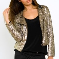 Wish Sequin Jacket