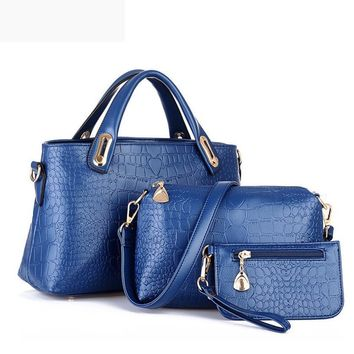 Womens Bag large leather female Handbag
