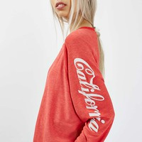 California Sweatshirt by Project Social T | Topshop