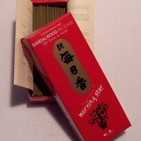Morning Star Sandalwood Incense 200 Sticks