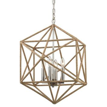 Candelabra Home Exitor Chandelier | New Lighting | What's New! | Candelabra, Inc.