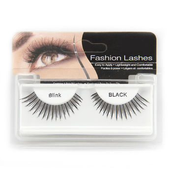 Thick Long Hot Deal Sexy Hot Sale Luxury Natural Transparent Stalk Nude Make-up Must-have Item False Eyelashes [6532484167]