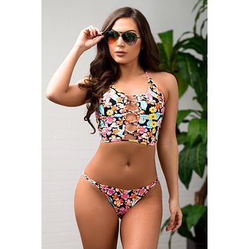 Whispering Desert Two Piece Swimsuit