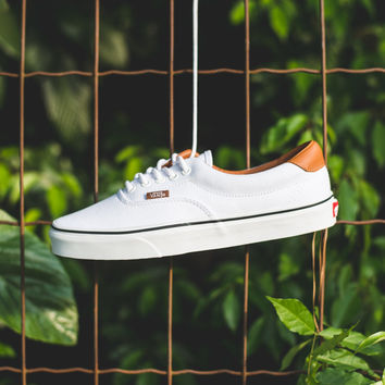Vans C&L Era 59 - 'True White'