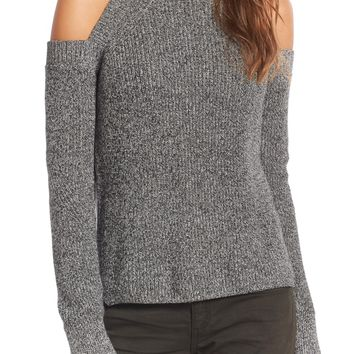 rag & bone/JEAN Dana Cold Shoulder Sweater | Nordstrom