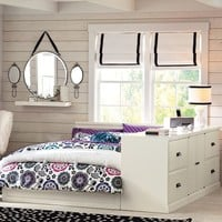 Paramount Bed + Dresser Set