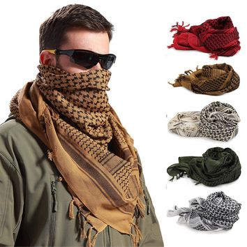 STYLEDOME Head Neck Tactical Hiking Men Scarf