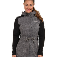 The North Face Indi Hoodie Pache Grey/TNF Black - Zappos.com Free Shipping BOTH Ways