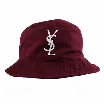 c2957ed74c3 YSL Vintage Bucket Hat – tibbs   BONES from Tibbs and Bones