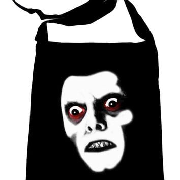 Captain Howdy Pazuzu Demon Crossbody Sling Bag The Exorcist