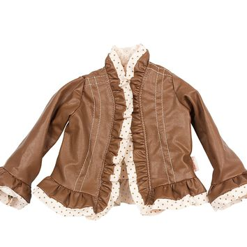 Leather Jacket for Medium Animals by Maileg