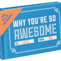 Why You're So Awesome Little Gift Book
