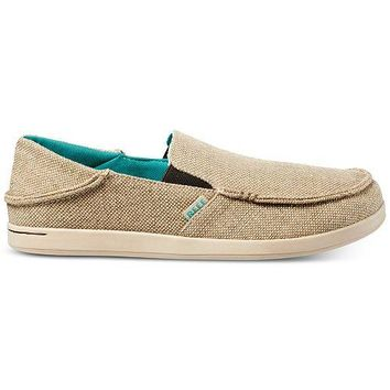 Reef Cushion Bounce Matey-Khaki