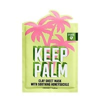 Victoria's Secret Pink Keep Palm Clay Sheet MASK