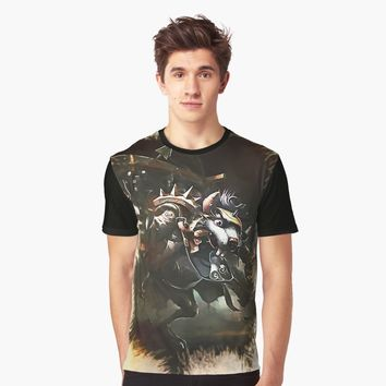 """""""League of Legends TWITCH"""" Graphic T-Shirt by Naumovski 