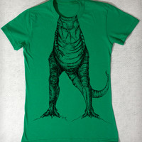 T-Rex Body T-Shirt - Ladies