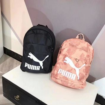PUMA Couple Backpack 2018 Summer Bag