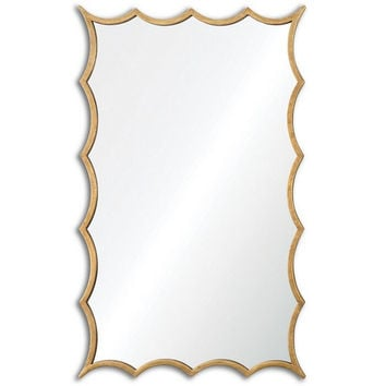 Uttermost Dareios Gold Mirror - 12892