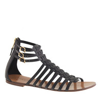 J.Crew Womens Woven Gladiator Sandals