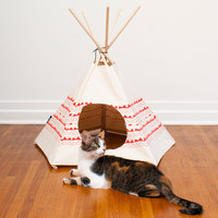 Cat Tipi! Cute home for pets