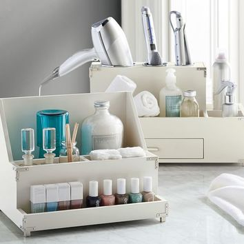 Campaign Nail & Hair Bath Storage