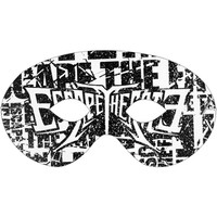 Escape The Fate Men's Masquerade Mask White