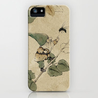 Fable #5 iPhone & iPod Case by Oscar Lind Modin
