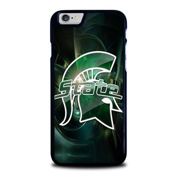 MICHIGAN STATE SPARTANS iPhone 6 / 6S Case Cover