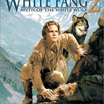 Scott Bairstow & Charmaine Craig & Ken Olin-White Fang 2: Myth Of The White Wolf