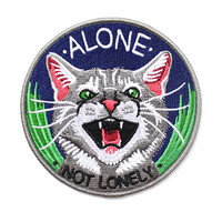 Alone, Not Lonely Patch