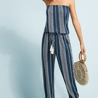 Coolchange Brooke Striped Jumpsuit