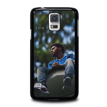 j cole forest hills samsung galaxy s5 case cover  number 3