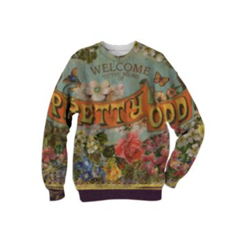 Pretty. Odd. Panic! At The Disco Sweater / Sweatshirt created by A PAOM Designer | Print All Over Me