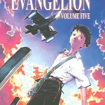 Neon Genesis Evangelion 5: If This Work Be of Men, It Will Come to Nought (Neon Genesis Evangelion (Viz) (Graphic Novels))