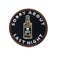 Sorry About Last Night Patch