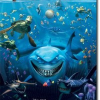 Finding Nemo Movie Poster Print