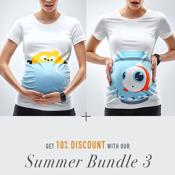 Summer Bundle 3 / The Chicken + The Fishbowl