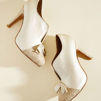 Abounding With Beauty Heel | Mod Retro Vintage Heels | ModCloth.com