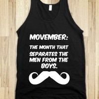 Movember - Righteous