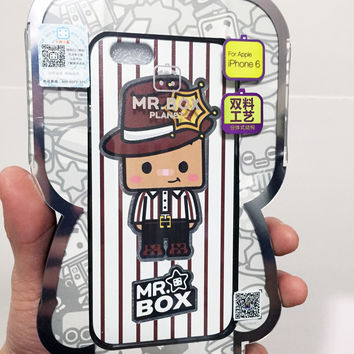 Mr.Box Planet Iphone 6 Case - Little Sheriff