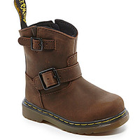 Dr. Martens Boys' Jiffy Boots - Dark Brown