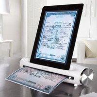iConvert® Scanner for iPad Tablet at Brookstone—Buy Now!
