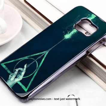 Harry Potter All Books Samsung Galaxy S6 and S6 Edge Case