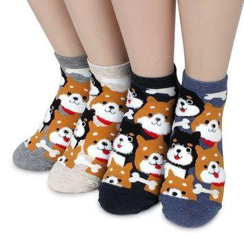 DCCKNY1 Women's Fashion Casual Funny Crazy Socks Collection