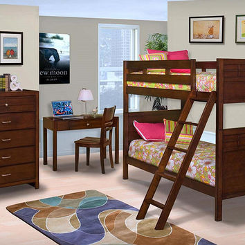 Langdon Twin over Twin Bunk Bed