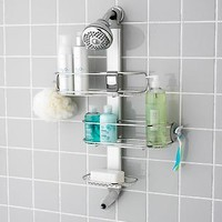 simplehuman® Flip & Fit Shower Caddy