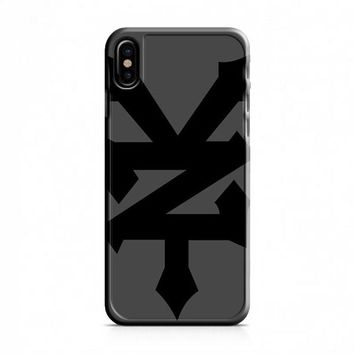 ZOO YORK GREY iPhone X Case