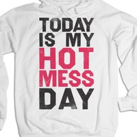 White Hoodie | Funny Sassy Shirts | Gifts For Her